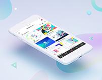 Dribbble's iOS App - Redesign