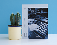 LINOTYPE · Fotobook + DVD