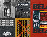 Tsotsitaal Posters Vol. 1