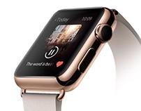 PIANKE-Apple watch design