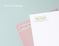 Malila Thai Spa Branding
