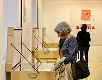 Itinerancia Exposición «Arturo Barea»