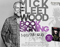 Mick Fleetwood Appearances Promo Series