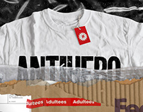 Adultees - Branding