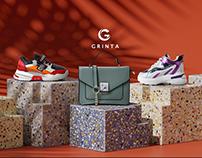 Grinta // Social media posts