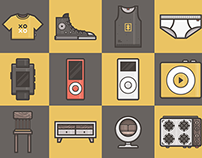 Illustricons - Vector Icons