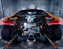 Audi Motorsport Campaign TVC 2016