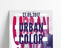 Urban Color Jam Street Art Jam