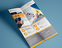 A4 Corporate Flyer
