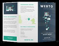 Webto brochure