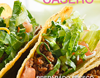 Taco Cabana Spanish Ad Campaign.