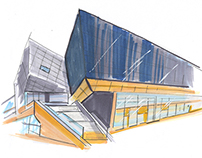 Copic Illustration