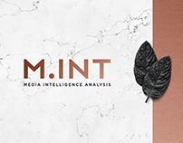 M.INT - Brand Identity