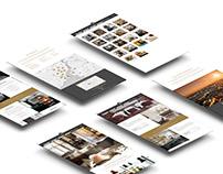 Lush Hotel Website