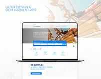 Medical Website | Interface Design & Development