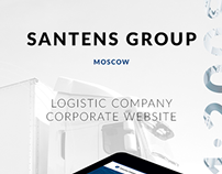 Santens Group Website
