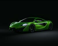 GREEN 570S