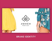 Linen Fashion & Models