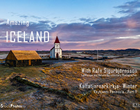 Amazing Iceland Video – Kálfatjarnarkirkja Church