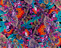 Serik Zima - Pattern Scarves