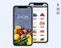 Grocart- Grocery App