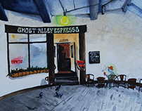 Ghost Alley Espresso