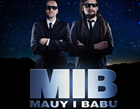 MIB / mauy82 i babu CD cover