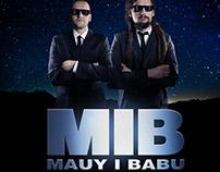 MIB / mauy82 i babu CD cover