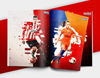 Poster design - Voetbal International Kids magazine