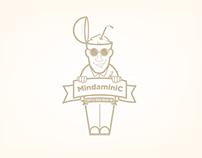 Mindaminic Logo Design