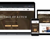 Vala Heritage   Branding   Interaction Design