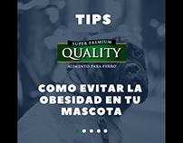 Contenido para RRSS - Quality Alimentos