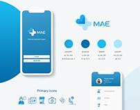 MAE App Design