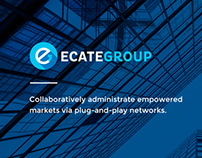 EcateGroup website
