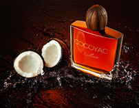 Cocoyak - Coconut Cognac Splash Photography