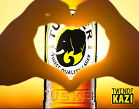 Tusker Lager social media  October 2016