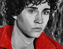 Misfits Portraits (Canvas Painting)