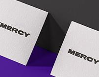 Mercy Mercy - Branding