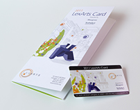 LexArts Card + Brochure