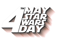 4th May Star Wars Day