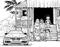 BMW Hari Raya E-card