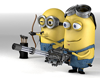 Minions Modeling