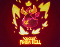 Chicken from hell