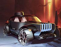 Jeep Will-E