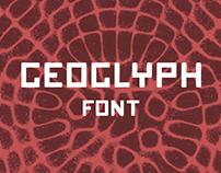 Geoglyph Font