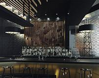 Loisir Gold Lounge