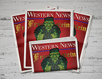 Frankenstein Illustrations - Western News