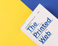 The Printed Web