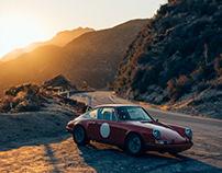 Porsche at Dusk   Jeff Stockwell