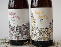 Rooftop Johnny - beer